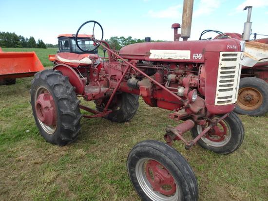1957 FARMALL 130 TRACTOR
