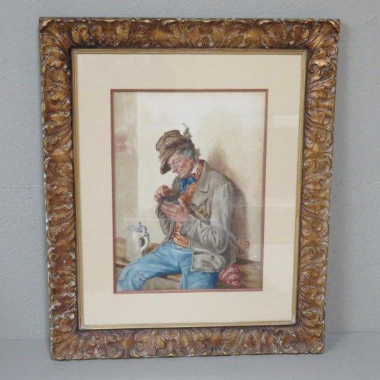 Frank Enders Watercolor