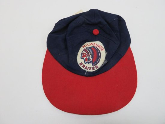 Milwaukee Braves Baseball cap