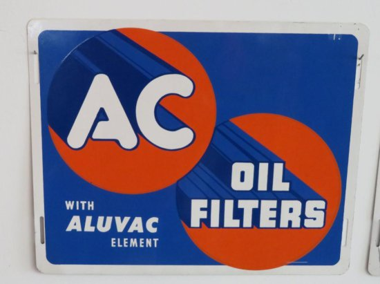 AC Oil Filters Aluvac