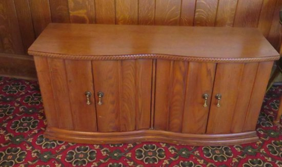 Henredon four door cabinet, Town and Country