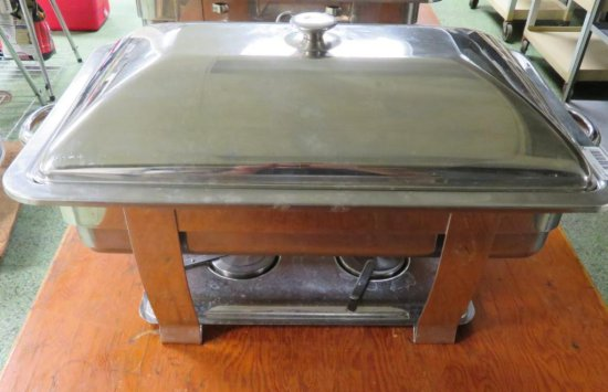 Stainless Steel Chafing Dish with lid