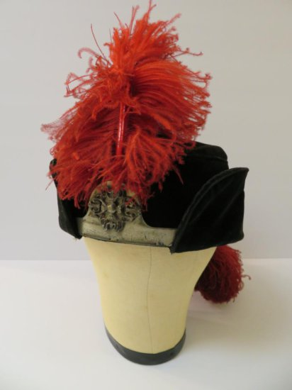 Henderson Ames Company character Herald hat