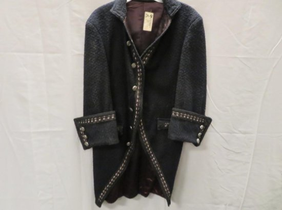 Lovely Jacket with brocade trim