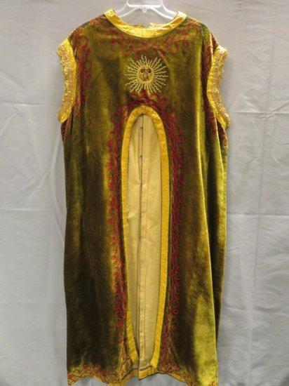 Medieval Tunic, Sun, Velvet