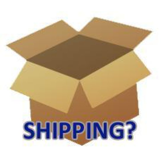PLEASE NOTE REGARDING SHIPPING FOR THIS AUCTION!
