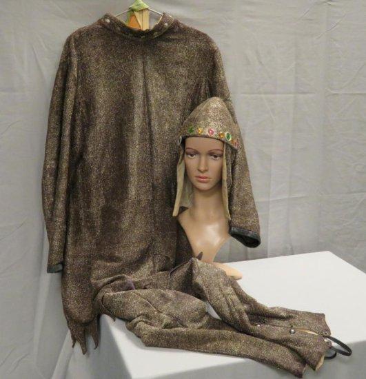 Regalia knight costume