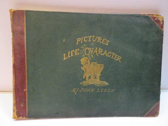 Pictures of Life & Character by John Leech 1864