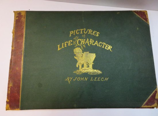 Pictures of Life & Character by John Leech 1865, Third Series