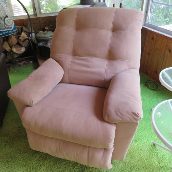 3-Way Rocker Recliner, Grove Pecan