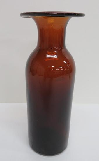 William Frazen and Sons Milwaukee, whimsical end of the day bottle