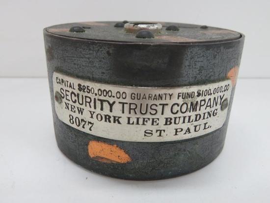 Security Trust Company, St. Paul Round Bank