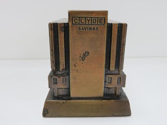 Clyde Savings Building Bank