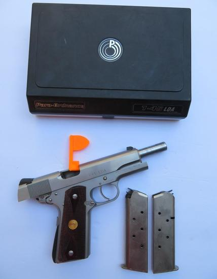 Para-Ordinance Pistol 7.45 LDA