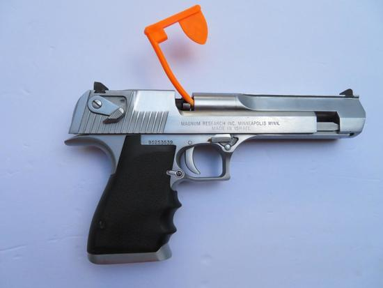 Desert Eagle Pistol, 44 Magnum