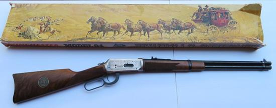 Winchester Model 94 Wells Fargo & Co 1852-1977 with box