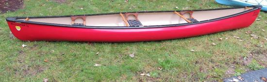"Bell Canoe Works, Morning Star 15'6"", three seats"