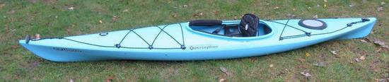 Perception Tribute 120 Kayak, 12'