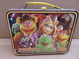 Thermos Muppets Animal metal lunchbox, c 1979