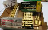 Assorted ammunition, 30-30, 45 caliber and 357 Mag