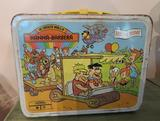 1977 Hanna Barbera Thermos metal lunch box