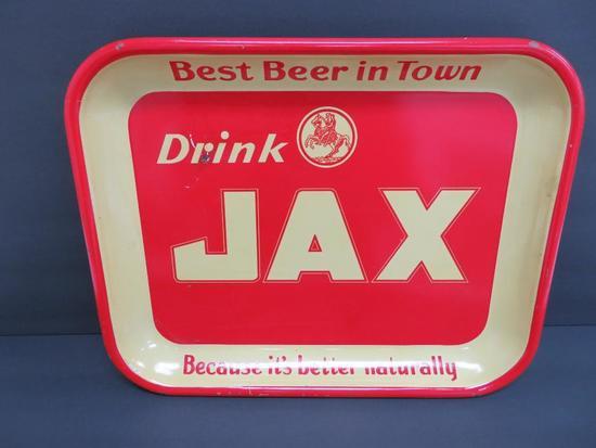 "Drink JAX, Best Beer in Town, 13"" x 10 1/2"""