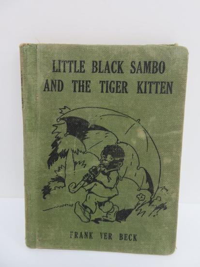 Little Black Sambo and the Tiger Kitten, Frank Ver Beck, 1926