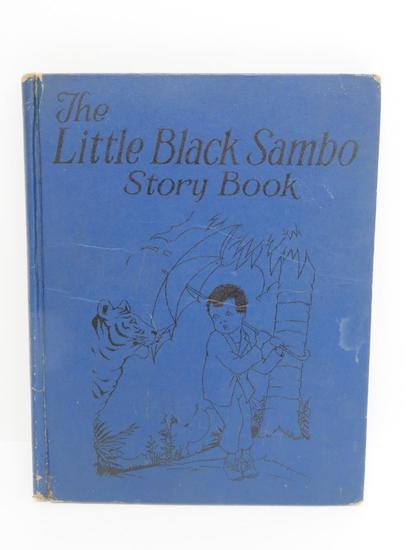 The Little Black Sambo Story Book, 1930