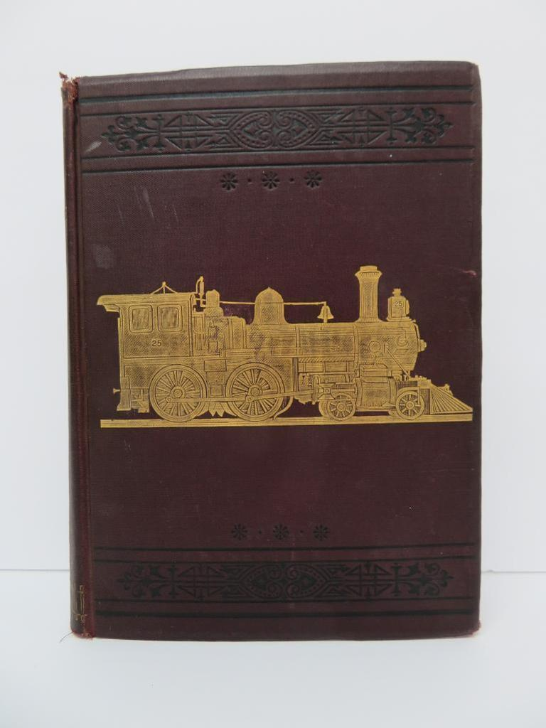Catechism of the Locomotive by Forney, 1887