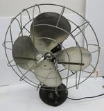 Hunter Century large Table Fan, working, 18 1/2