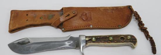 Puma 6377 White Hunter Knife, 74606