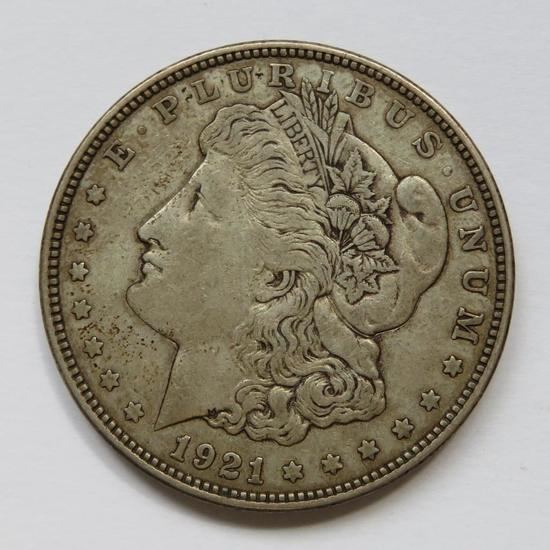 1921 Liberty Silver Dollar