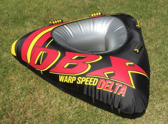 DBX Warp Speed Delta towable