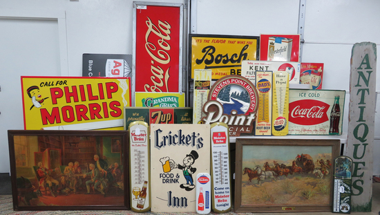 Day ONE - Multi Estate Antique/Collectible Auction