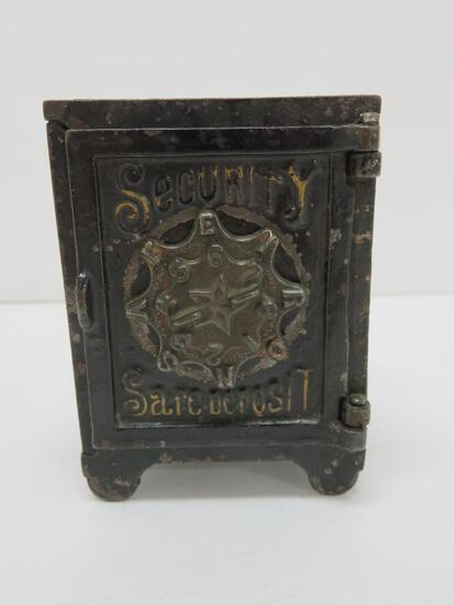 Security Safe Deposit bank, pat 1887