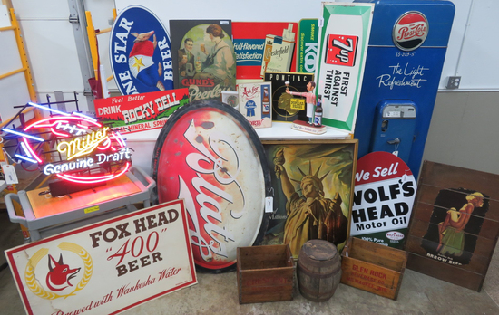 Online Antiques and Collectibles Auction