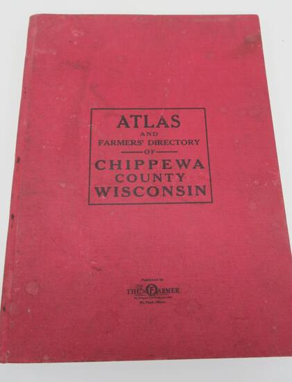 1930 Chippewa County Atlas