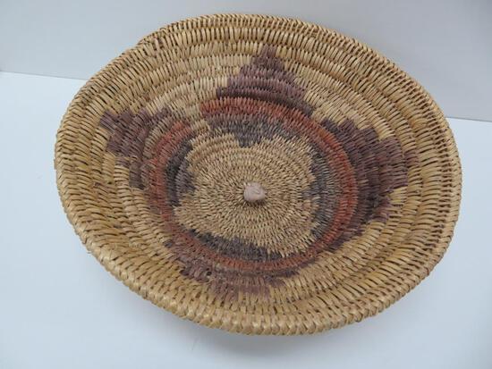 "Navajo Basket, 11"""