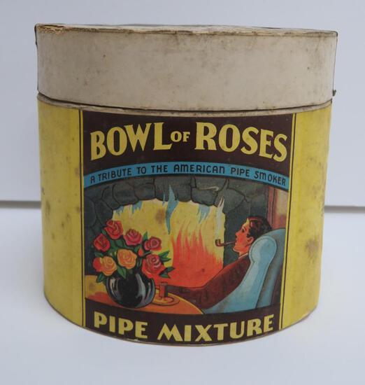 """Bowl of Roses cardboard Pipe Mixture, 4"""""""