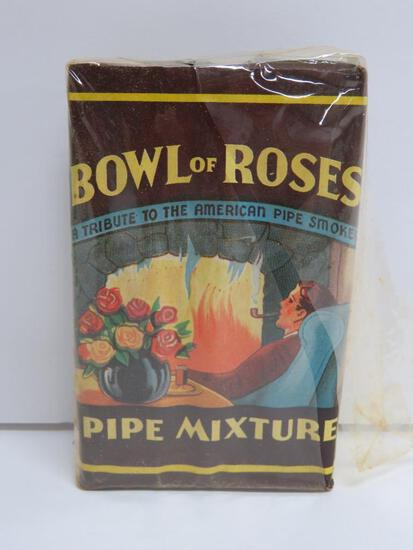 """Bowl of Roses 1 1/2 oz pipe mixture pack, full, 2 1/2"""" x 4"""""""