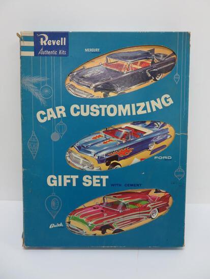 Revell Car Customizing gift set model, in box, G-1234-398