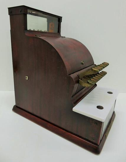 $1 National Cash Register, Candy Store, 1920's, # 711 serial number 2412535