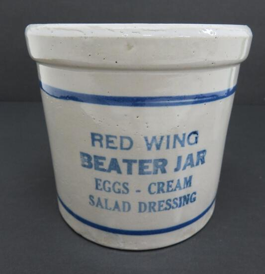 """Red Wing Beater Jar, 5"""""""