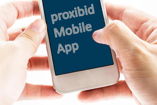IF YOU ARE USING PROXIBIDS MOBILE APP - PLEASE READ DESCRIPTION