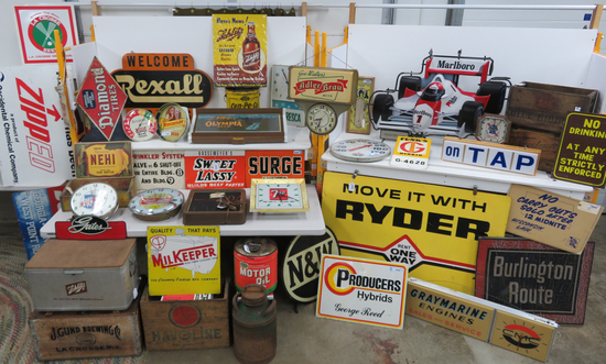 Online Personal Property / Antiques / Collectibles