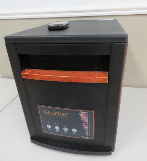 Eden Pure heater with remote, working