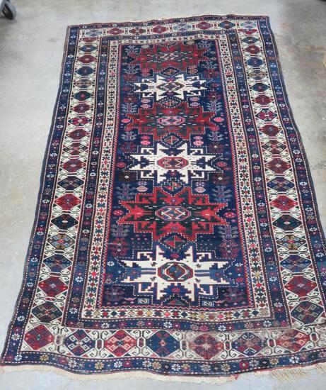 "Oriental rug, 46"" x 80"""