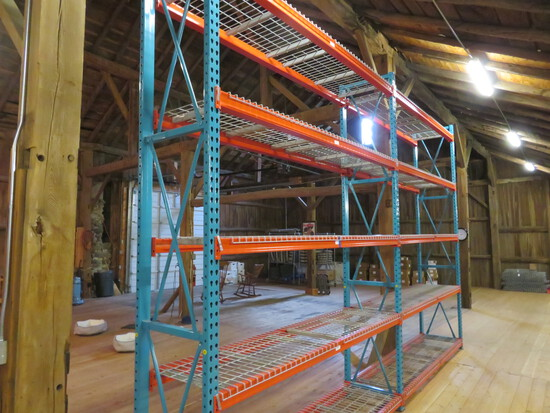 Part 1 of 2 Auction Event - TOOLS / RACKING