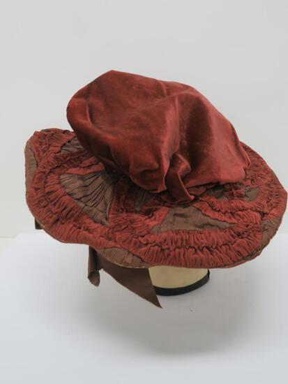 Camille Roger Edwardian hat, Paris