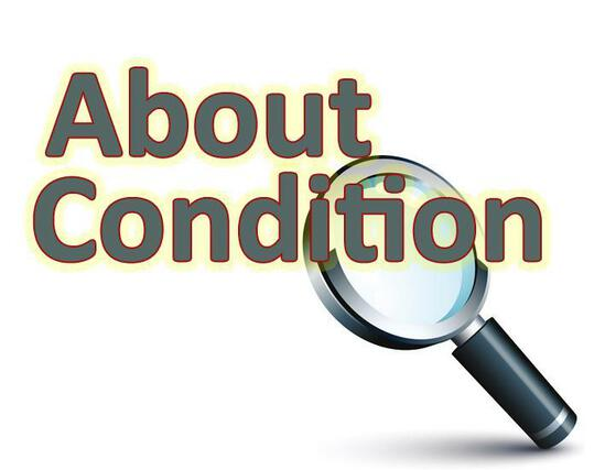 PLEASE READ THIS REGARDING OVERALL CONDITION OF GARMENTS BEFORE BIDDING